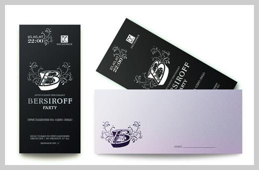 Sample Party Invitations - Bersiroff