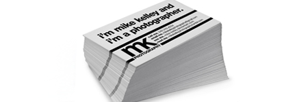 Business Card Marketing - Mike Kelley