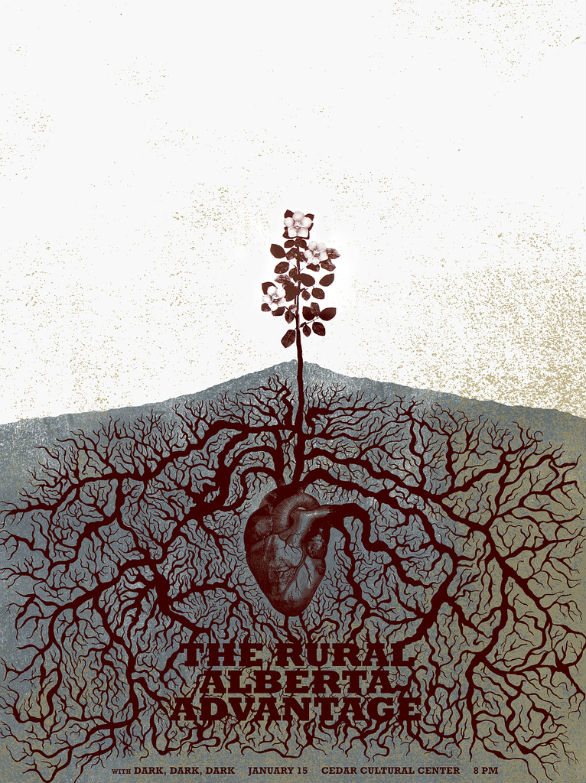 Poster Design Inspiration - The Rural Alberta