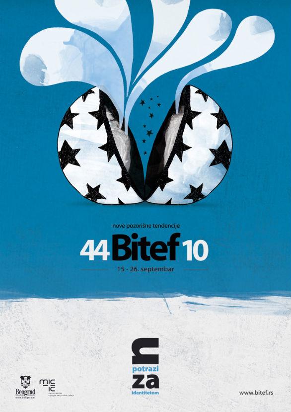 Poster Design Inspiration - 44 Bitef 10