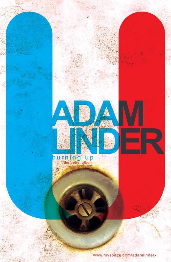 Poster Design Inspiration - Adam Linder
