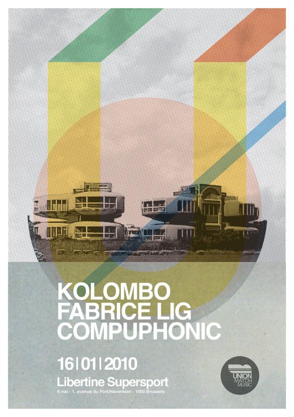 Poster Design Inspiration - Kolombo