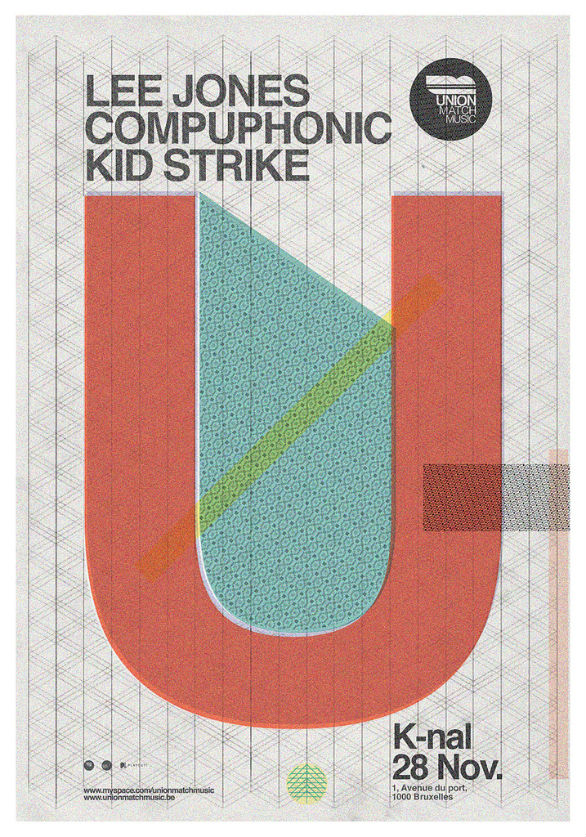 Poster Design Inspiration - Kid Strike