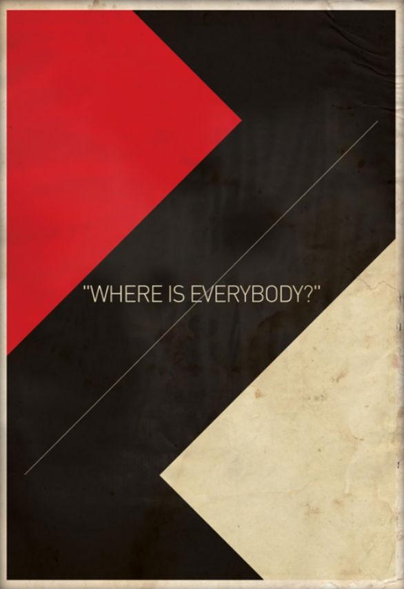 Poster Design Inspiration - Poster Set 01