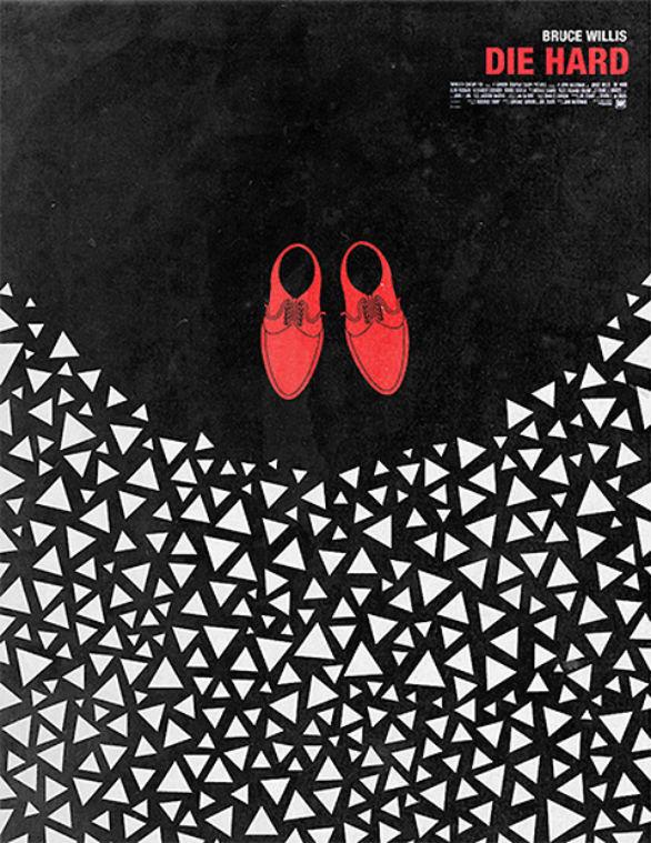 Poster Design Inspiration - Die Hard