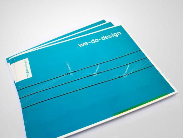 Presentation Folder Designs - Hydra