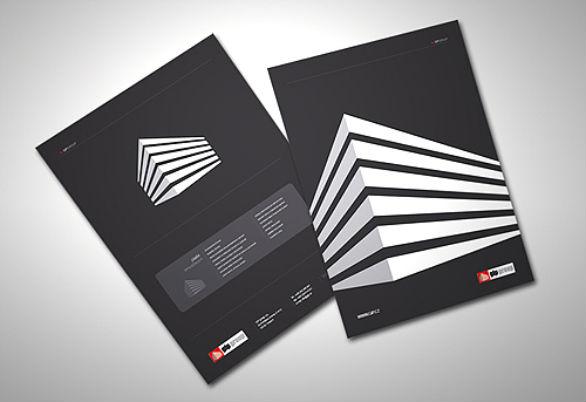 Presentation Folder Designs - GIP Group