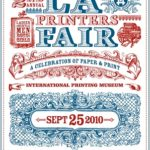 UPrinting Sponsors Banners for LA Printers Fair