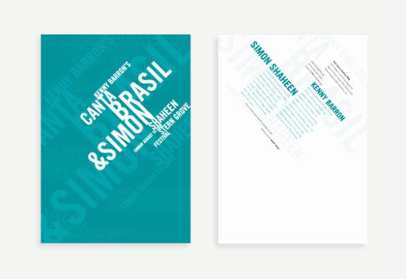 Creative Postcard Design - Stern Grove