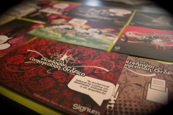 Creative Postcard Design - Comunicacion Grafica