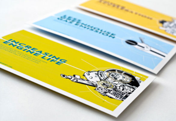 30 Creative Postcard Design Roundup | UPrinting