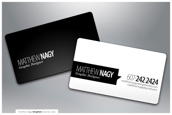 Custom Shaped Business Cards - blueslaad