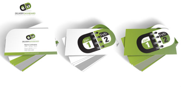 Custom Shaped Business Cards - Stationery
