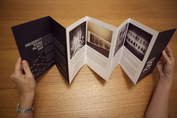Event Brochure Design Examples - Presidents Young Talents