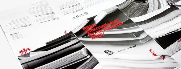 Event Brochure Design Examples - RIBA
