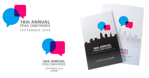 Event Brochure Design Examples - PPAG