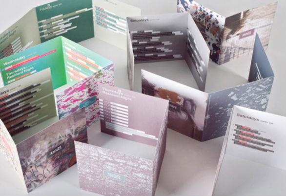 Event Brochure Design Examples - Annex