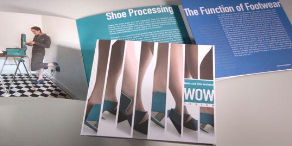 Event Brochure Design Examples - Krannert Art Museum