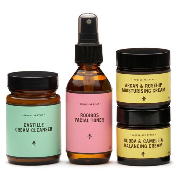 Product Label Design - Jacqueline Evans