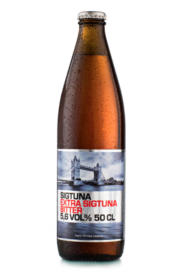 Product Label Design -  Sigtuna