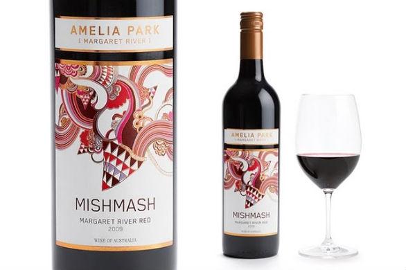 Product Label Design - Amelia Park