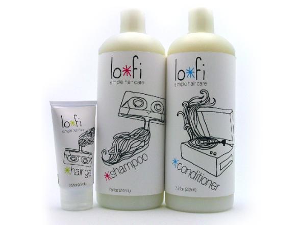 Product Label Design -  Lofi
