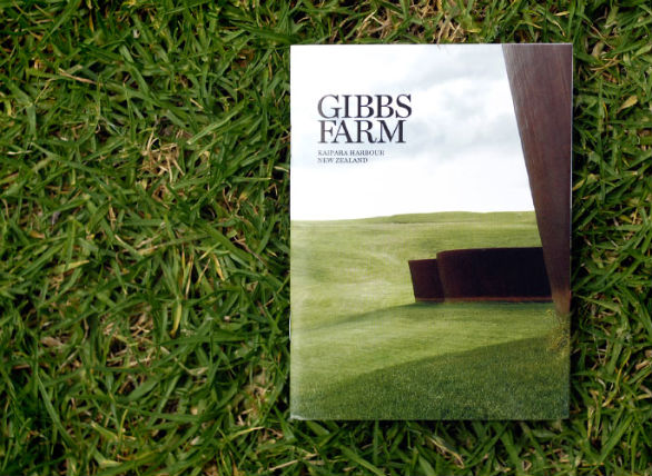 Promotional Booklet Designs - Gibbs Farm