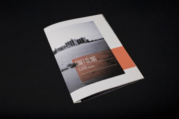 Promotional Booklet Designs - Coney Island