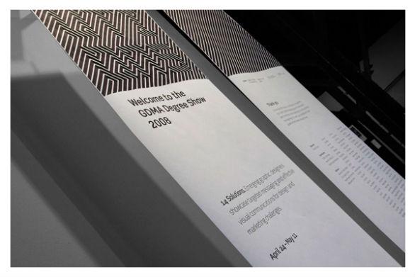Vinyl Banner Design - GDMA 2008 2