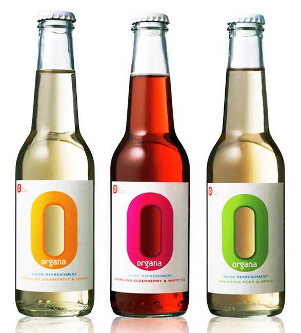 Beverage Label Printing - organa