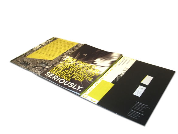 Custom Pocket Folder Printing - Port James