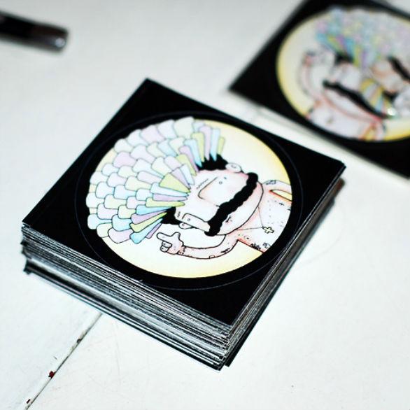 Custom Sticker Design - Stickers on Flickr