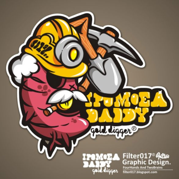 Custom Sticker Design - Blinh Tooth 2