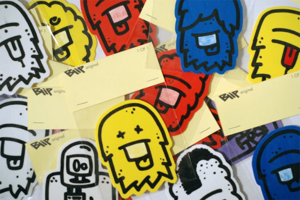 Custom Sticker Design - Sticker Set