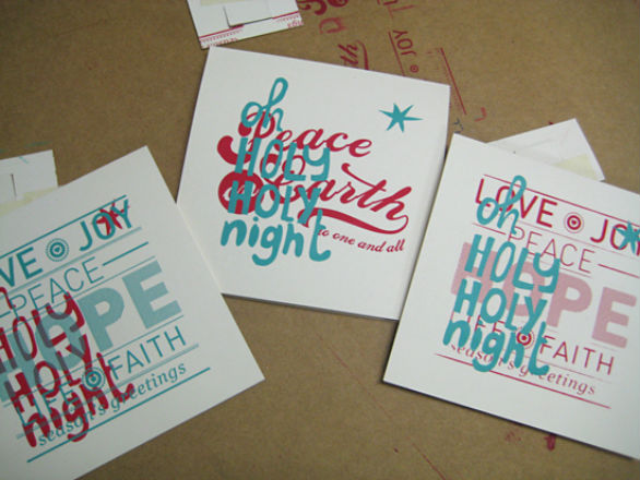 Holiday Card Ideas - We are Messengers