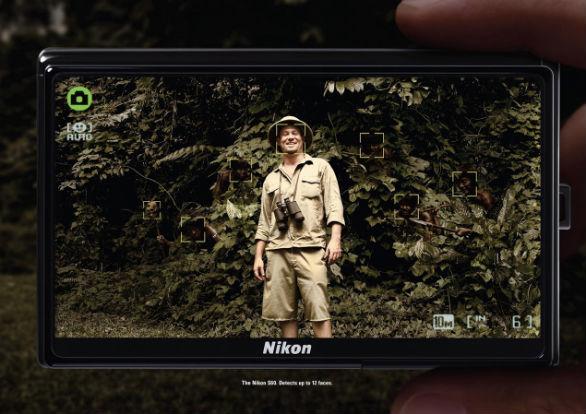 Promotional Banner Printing - Nikon