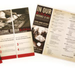Sample Restaurant Menu Printing Ideas to Wow the Senses