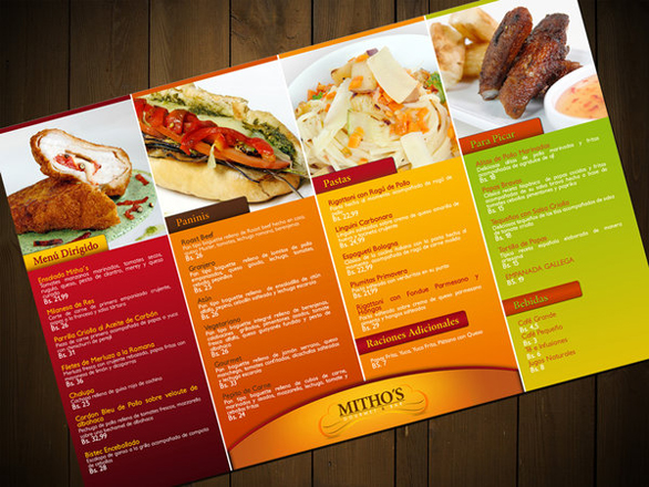 sample restaurant menu printing 08