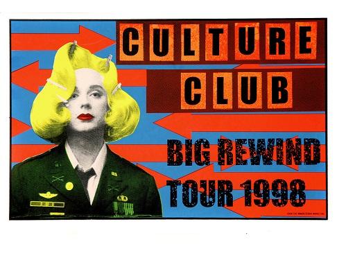 flyer design ideas - culture club