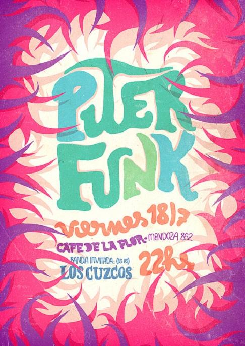 flyer design ideas - piter funk