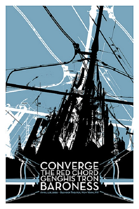 flyer design ideas - converge
