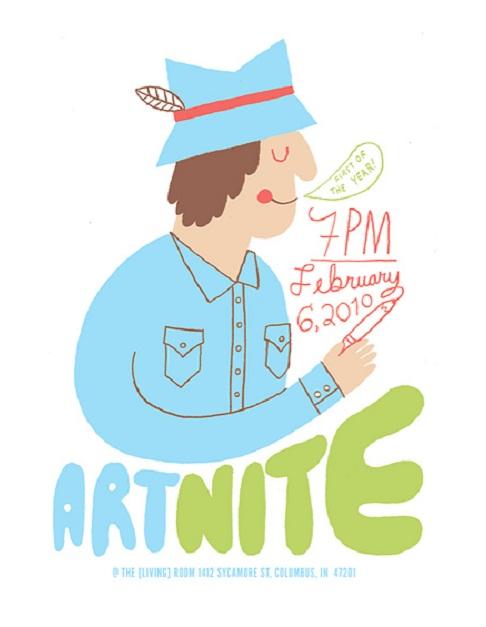 flyer design ideas - artnite