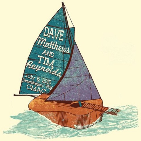 flyer design ideas - Dave Matthews