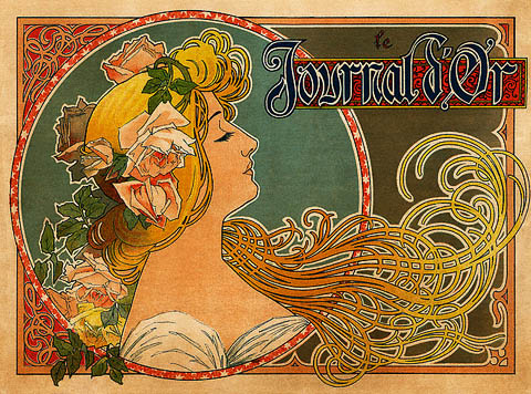 25 mind blowing art nouveau poster designs uprinting