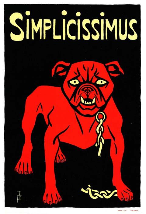 Art Nouveau Poster - jugendstil