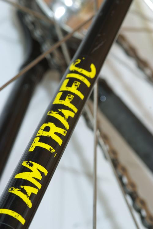 Bicylce Bumper Stickers - My Traffic