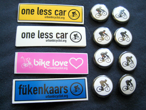 Bumper Stickers For Bike