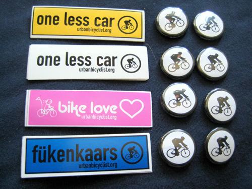 Bicycle Bumper Stickers - fukenkaars