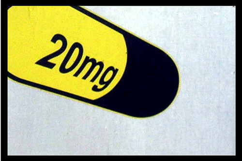 Bicycle Bumper Stickers - 20mg