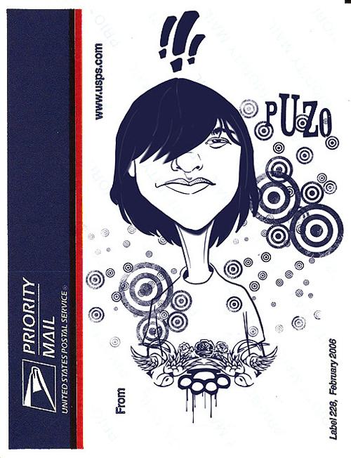 Bicycle Bumper Stickers - PUZOOOooo1